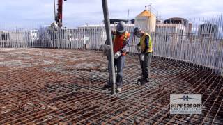 Hipperson Construction makes pouring concrete look awesome