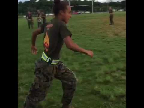 Career Course 7-16 Tackle at Marine Corps Directors Challenge