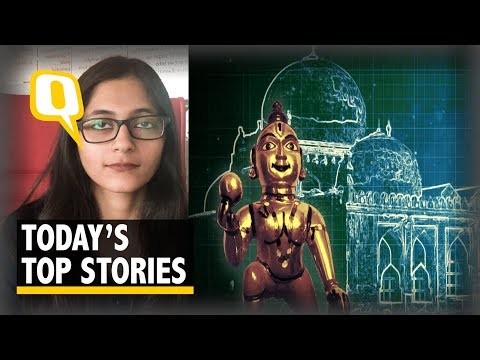 QWrap: SC Adjourns Ayodhya Case; 189 Onboard Lion Air Feared Dead | The Quint Mp3