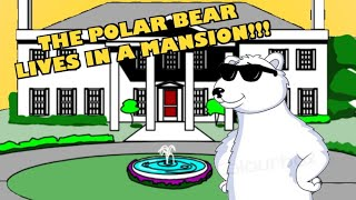 ROBLOX Bloxburg; THE DAILY LIFE OF THE POLAR BEAR. FEATURES MUSIC
