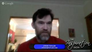 "How to find your ""Calm Center"" - Steve Taylor - The Inspiration Show"