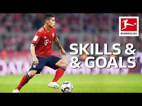 James Rodriguez - Magical Skills & Goals