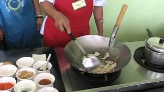 как тайцы делают том ям, патайя