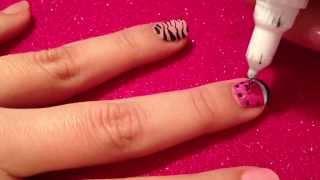 5 Diseños ( estilos) de uñas para principiantes ^^ thumbnail