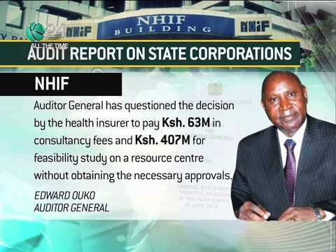 Taxpayers Have Lost Over 4B Due to Graft In Public Entities, Auditor General's Report Reveals