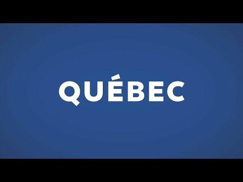 Votre prochaine destination... Le Québec !