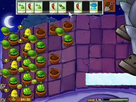 Plants vs Zombies Last boss part 2