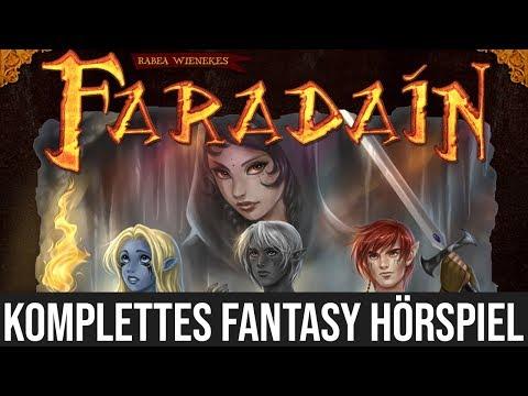 Faradaín - Das Geheimnis der Katakomben (Komplettes Hörspiel)