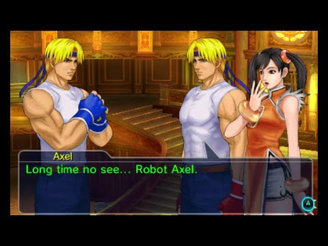 "Project X Zone 2 : Chapter 11 - ""Boulevards of Blligerence"""