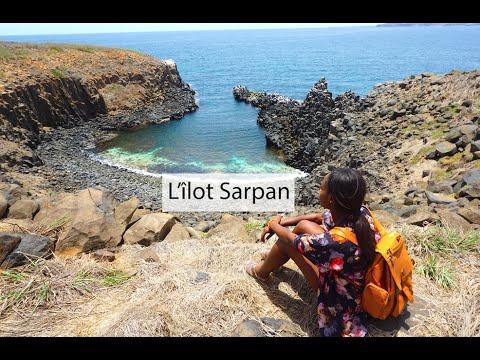À la découverte de l'îlot Sarpan