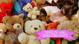 ARRORÓ MI NIÑO, ARRORÓ MI SOL, Nana para dormir tu bebe. Las mejores canciones de cuna.