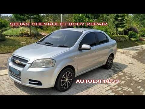 SEDAN CHEVROLET Body repair (cat full body)