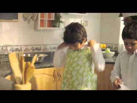 QNB Little Chefs Ramadan TVC 2012 اعلان الطباخ الصغير لشهر رمضان