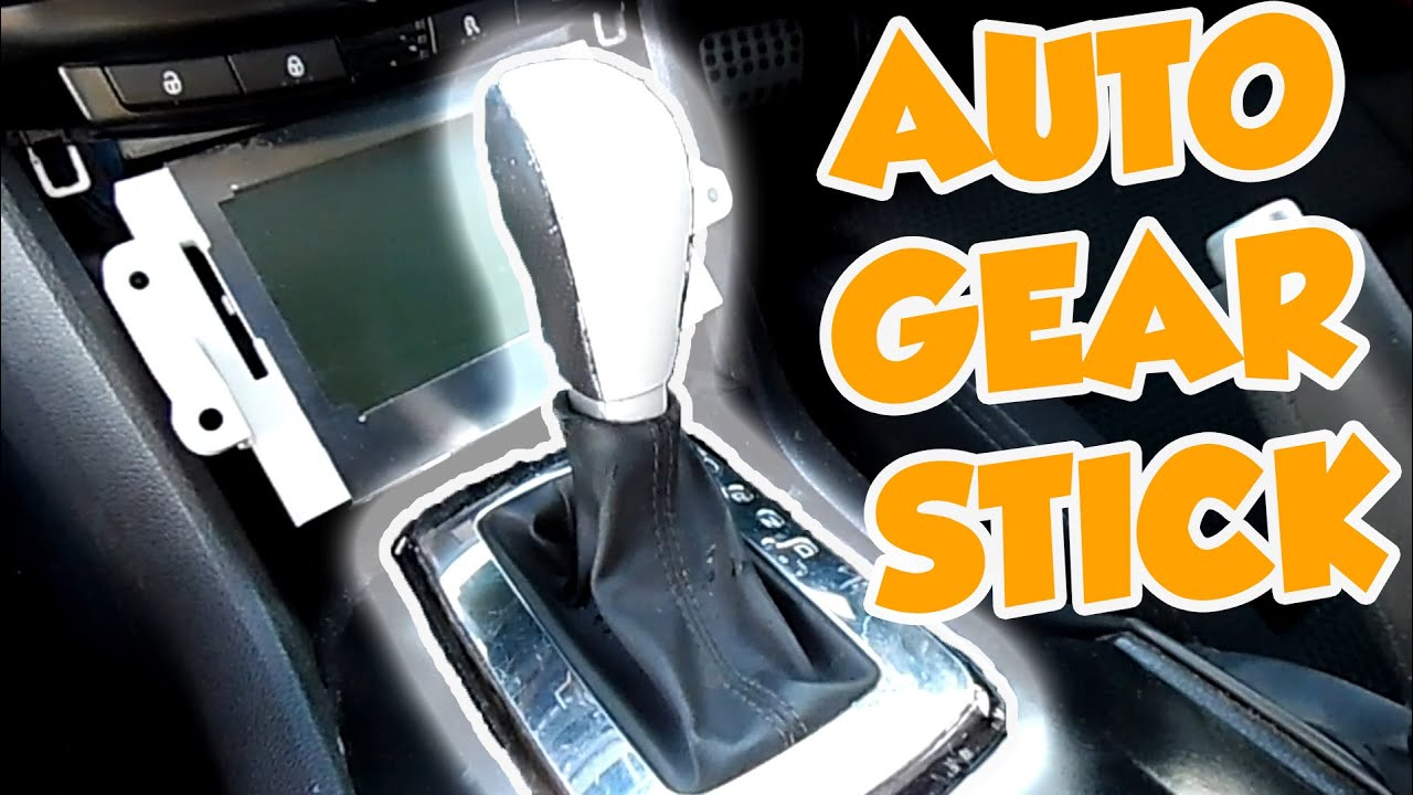 How to remove FG Automatic Gear Selector