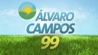 CAMPANHA POLÍTICA (Álvaro Campos #1)