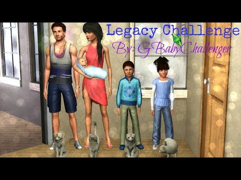 Lets Play The Sims 3 Legacy Challenge Part 52: Will You Be My Girl?