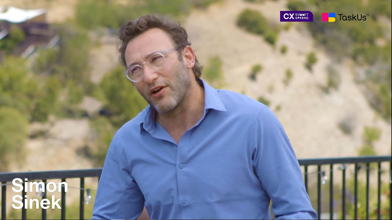 How to Live in BALANCE with Your Technology | Simon Sinek