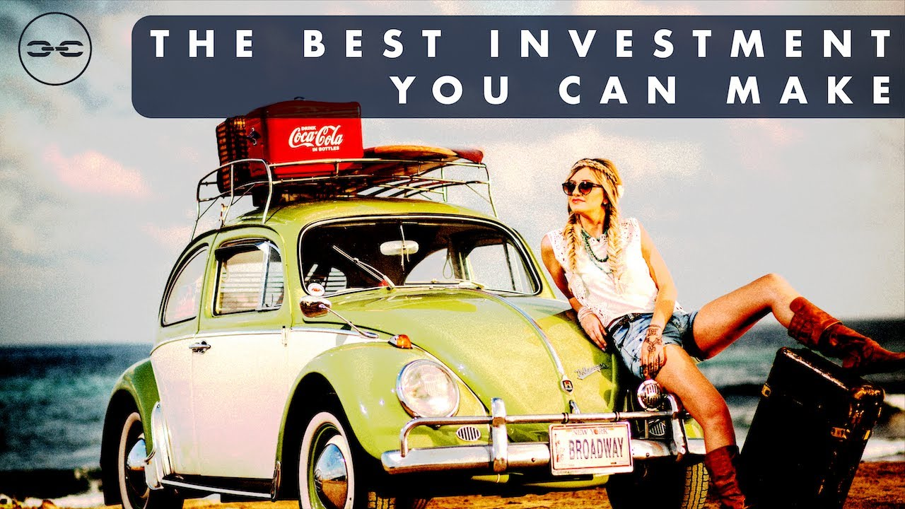 VIDEO: The Best Way to Invest Your Time and Money