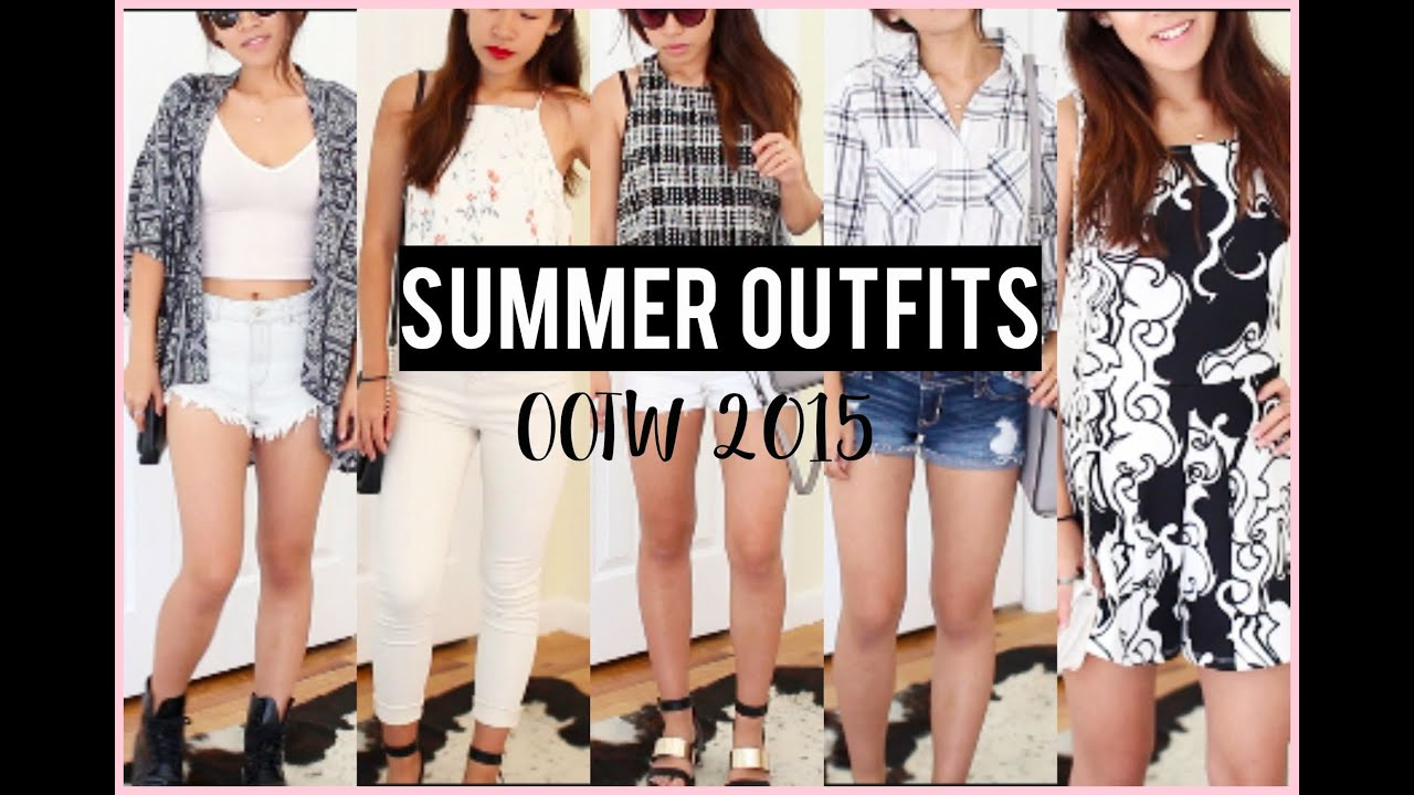Summer OOTW | Jibear - YouTube