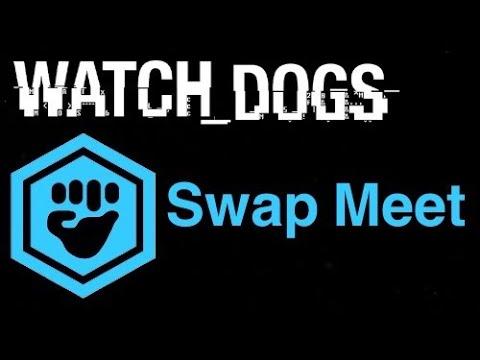 Watch Dogs Gang Hideouts - Swap Meet