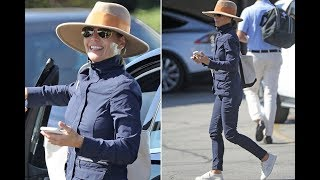 Lori Loughlin grins at country club amid college admissions scandal  - Fox News