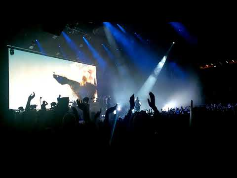 Gorillaz: Feel Good Inc. Live @ Budapest Sportaréna, Budapest, Hungary [2017-11-13]