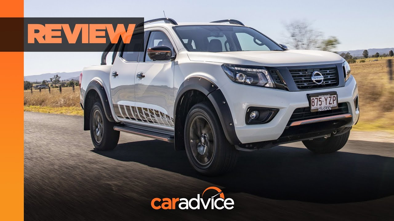 Ute Review 2019 Nissan Navara N Trek