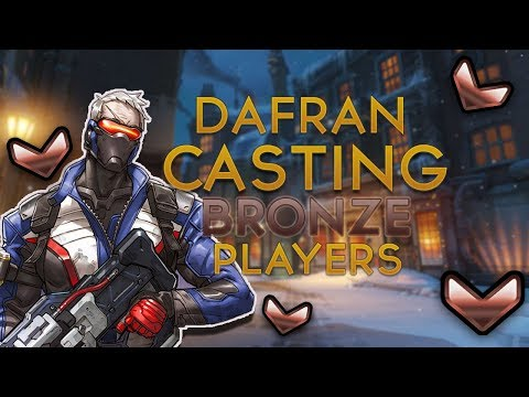 DAFRAN CASTING BRONZE PLAYERS! (GAME 2)