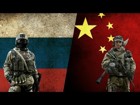 RUSSIA VS CHINA - Military Power Comparison 2017