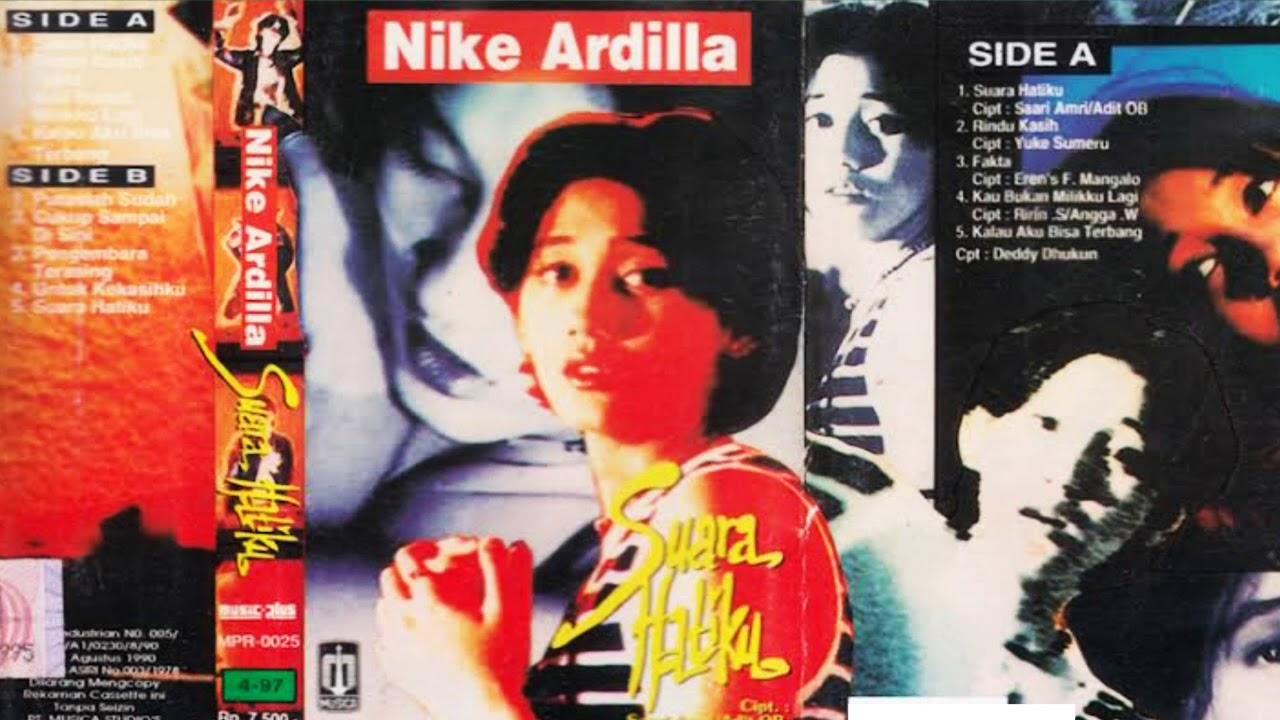 Full album Nike ardilla - Suara hatiku (1996)