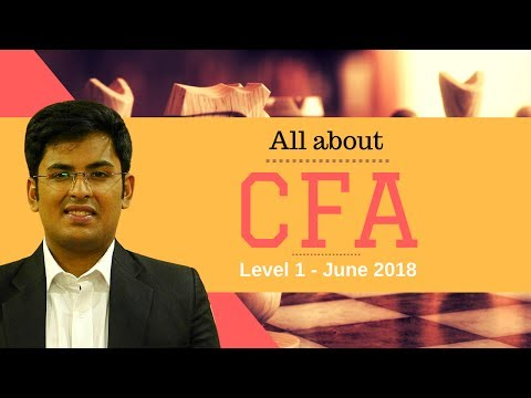 All About CFA Program