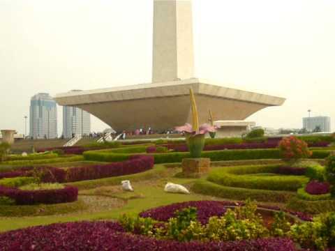Monas Jakarta, Indonesia