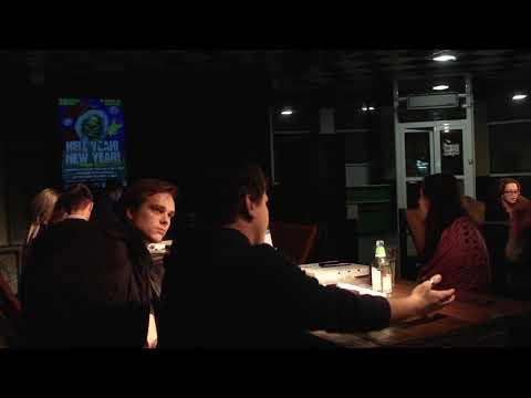 QUIZ Brain Party от Minds Club в Underground Stage Party Bar, 25.12.19, Донецк