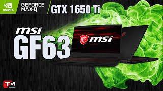 Đánh giá MSI GF63: Laptop gaming tầm trung có Core i7 gen 10 và NVIDIA GEFORCE GTX 1650 Ti Max-Q