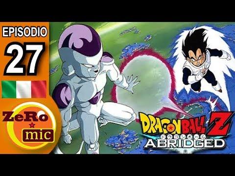 ZeroMic - Dragon Ball Z Abridged: Episodio 27 [ITA]