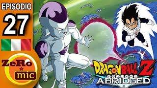Dragon Ball Z Abridged - Episodio 27