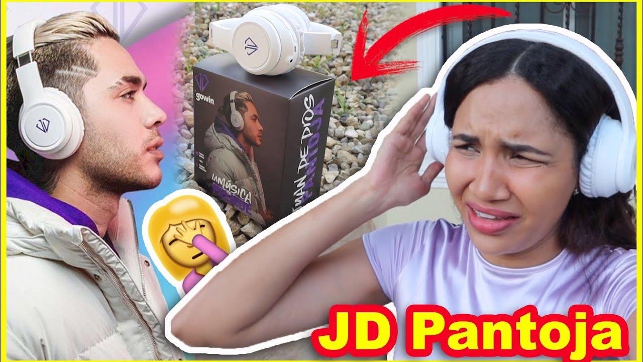 Download Compré los AUDIFONOS de Juan de Dios Pantoja 🎧 HORRIBLE SONIDO? 🤦♀️ Mini-Unboxing