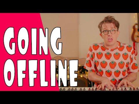 Going Offline (love in my heart, broadband in my home)