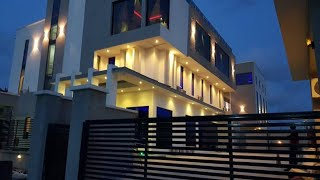 Beautiful houses you hardly see on TV Lagos Nigeria