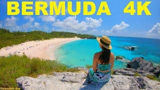 Bermuda Island 4k Mavic Pro 2 Osmo Action