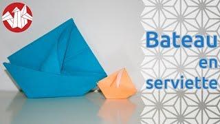 Origami - Bateau Fécampois