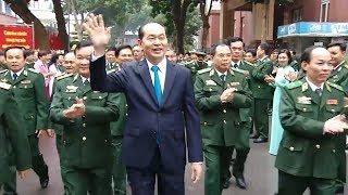 Quân đội Nhân dân Việt Nam - 73 năm một chặng đường phát triển
