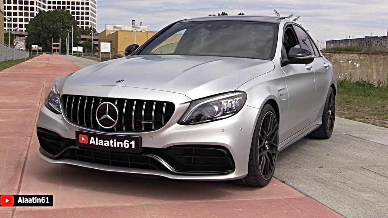 Mercedes c63 2020