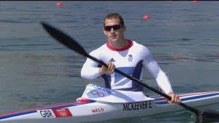 Men's Canoe Sprint Kayak Single 200m Semi-Finals - London 2012 Olympics