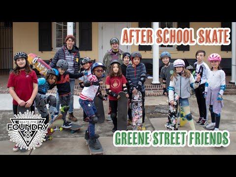 Skate After School at Greene Street Friends School