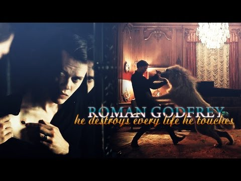 » he destroys every life he touches (roman godfrey; hemlock grove) [+ season 3]