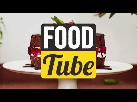 Шоколадный торт от Джейми Оливера! (Русская озвучка)