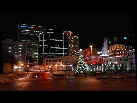 NightTime Downtown Norfolk, Va 12/18/2015