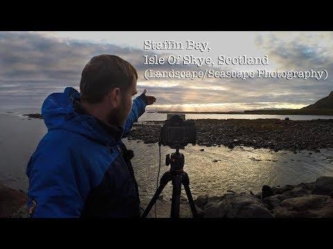 Staffin Bay, Isle Of Skye, Scotland. (Landscape/ Seascape Photography)