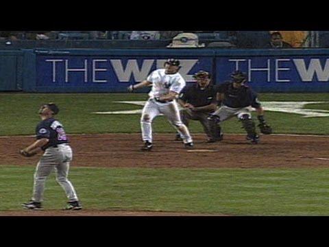 MIN@NYY: Giambi blasts walk-off slam in 14th inning